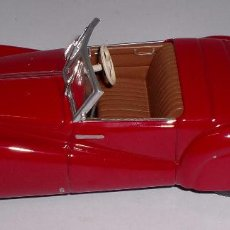 Coches a escala: ALFA ROMEO 2500S - ESCALA 1/43 - PERFECTO ESTADO. Lote 89343256