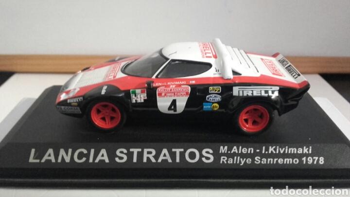 lancia stratos rallye san remo 1978 de ixo alta - kaufen modellautos