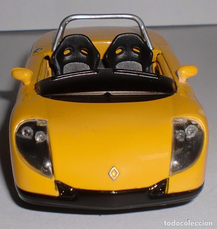 Renault Spider: Del Prado Collection