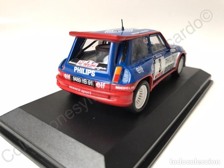 Coches a escala: Renault 5 Maxi Turbo (Tour de Corse) Ragnotti 1:43 Rally France - Foto 3 - 143623553