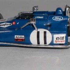 Coches a escala: RBA COLLECTIBLES - TYRRELL 003 1971 - PERFECTO ESTADO. Lote 90531535