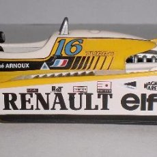Carros em escala: RBA COLLECTIBLES - RENAULT TURBO RE20/23 1980 - PERFECTO ESTADO. Lote 90531625