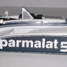 Coches a escala: RBA COLLECTIBLES - BRABHAM BT49C 1981 - PERFECTO ESTADO. Lote 90531905