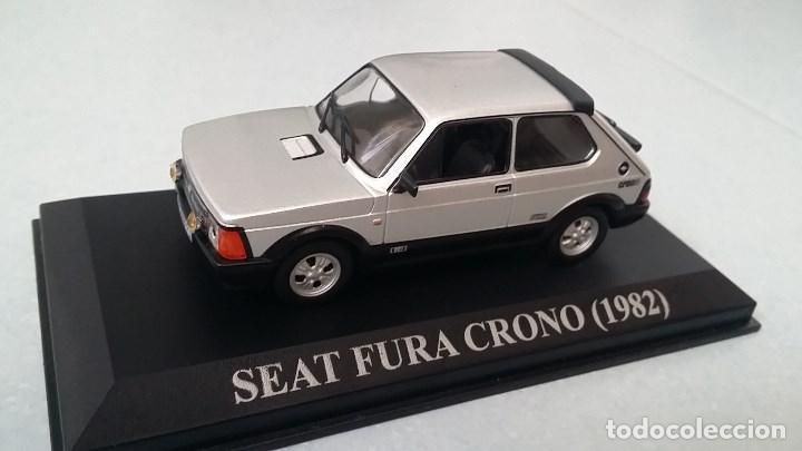 SEAT FURA CRONO 1982 IXO ALTAYA ESCALA 1/43. NUEVO CON SU CAJA. (Juguetes - Coches a Escala 1:43 Otras Marcas)
