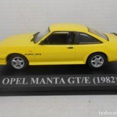 Coches a escala: 1/43 COCHE OPEL MANTA GT/E 1982 CAR ALTAYA IXO 1:43 MINIATURA 1:43 ALFREEDOM. Lote 133975421