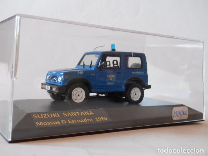 Coches a escala: SUZUKI SANTANA MOSSOS D´ESCUADRA 1985--1/43-Altaya- --LUGOY - Foto 2 - 91167555