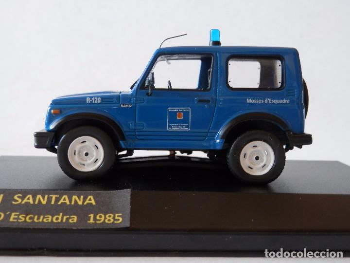 Coches a escala: SUZUKI SANTANA MOSSOS D´ESCUADRA 1985--1/43-Altaya- --LUGOY - Foto 3 - 91167555