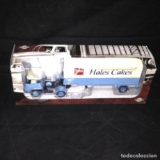Coches a escala: CAMION BEDFORD TK HALES CAKES - IXO ALTAYA 1/43 - TRAILER. Lote 91223075