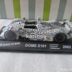 Coches a escala: DOME S101 J. LAMMERS - T. CORONEL - V. HILLEBRAND LE MANS 2000. Lote 91369250