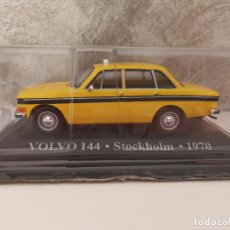 Coches a escala: VOLVO 144 STOCKHOLM ALTAYA. Lote 91579260