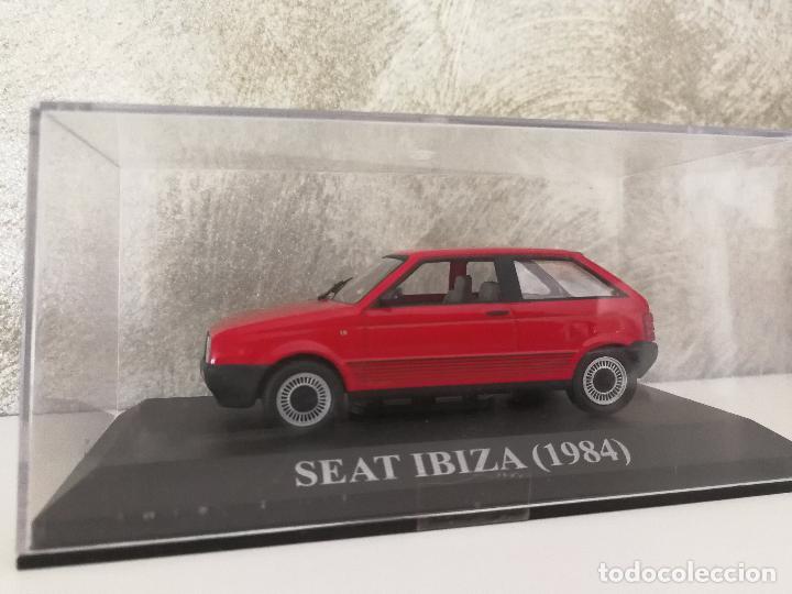 SEAT IBIZA 1984 ALTAYA (Juguetes - Coches a Escala 1:43 Otras Marcas)