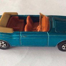 Coches a escala: ROLLS ROYCE SILVER SHADOW COUPÉ MATCHBOX SERIES Nº69, MADE IN ENGLAND BY LESNEY. Lote 92196380