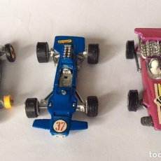 Coches a escala: MATCHBOX LESNEY SERIES 34-52Y GUISVAL LOTUS). Lote 92197555