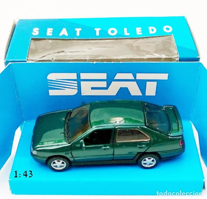 1//43 SEAT TOLEDO MK1 VERDE GREEN SEAT COLLECTION