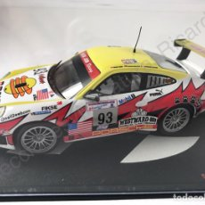 Coches a escala: PORSCHE 911 GT3 - RS (2003) COCHE 24H LE MANS (1:43) IXO ALTAYA. Lote 93046824