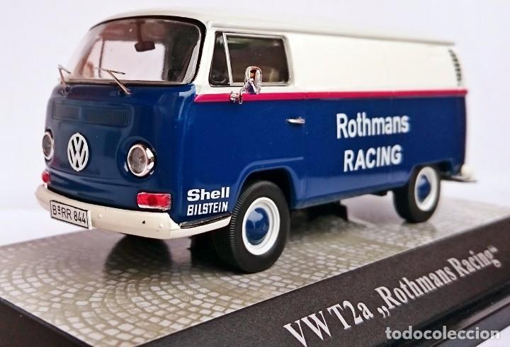 Coches a escala: PREMIUM CLASSIXXS 11265 VW T2 A ROTHMANS RACING - Foto 2 - 93111825
