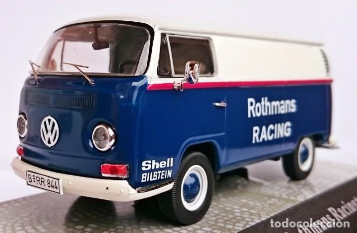 Coches a escala: PREMIUM CLASSIXXS 11265 VW T2 A ROTHMANS RACING - Foto 3 - 93111825