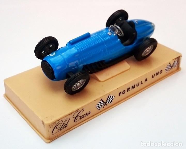 Coches a escala: OLD CARS / SERIE FORMULA 1 / TALBOT LAGO 4.5 LT - 1949 - N 3 - Foto 3 - 93631620