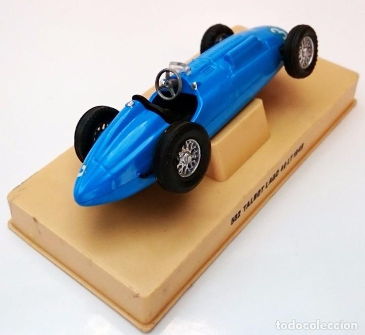 Coches a escala: OLD CARS / SERIE FORMULA 1 / TALBOT LAGO 4.5 LT - 1949 - N 3 - Foto 4 - 93631620