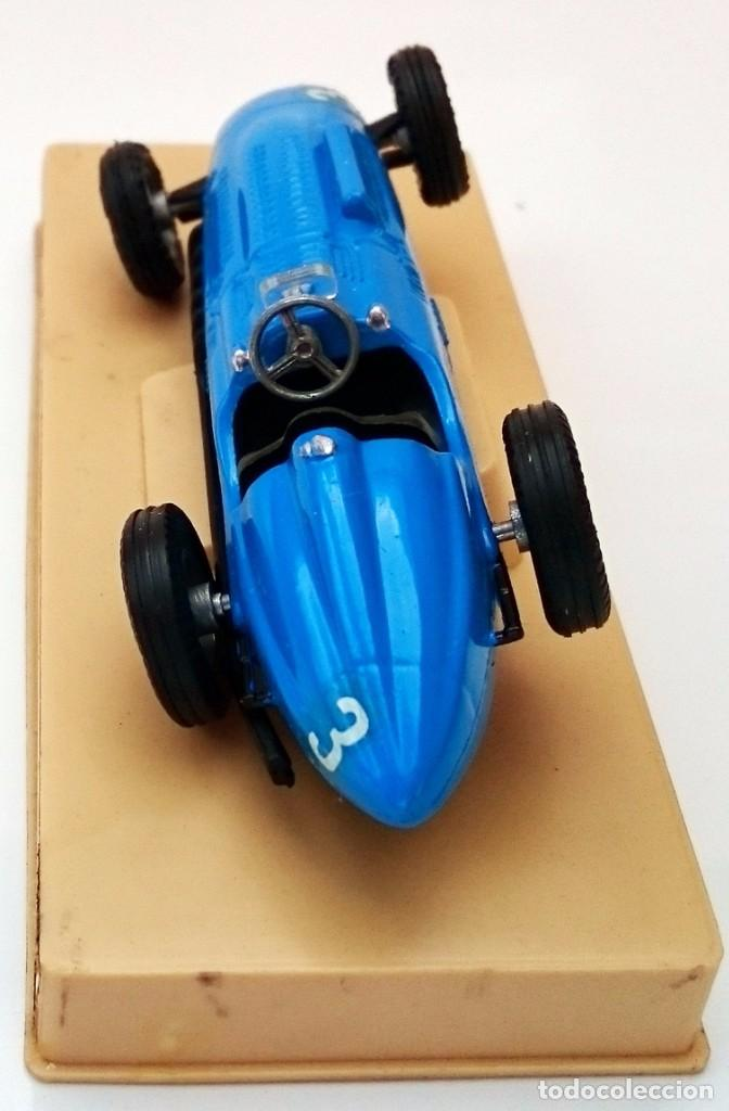 Coches a escala: OLD CARS / SERIE FORMULA 1 / TALBOT LAGO 4.5 LT - 1949 - N 3 - Foto 5 - 93631620