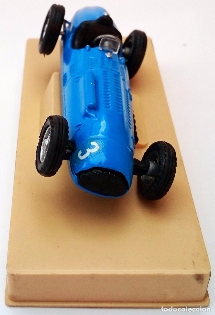 Coches a escala: OLD CARS / SERIE FORMULA 1 / TALBOT LAGO 4.5 LT - 1949 - N 3 - Foto 6 - 93631620