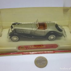 Coches a escala: GUISVAL - MERCEDES 540 K -1936. Lote 93691350