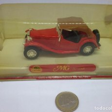 Coches a escala: GUISVAL - MG - 1945. Lote 93692735