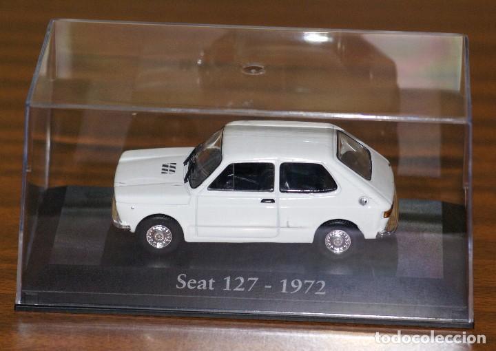 Coches a escala: SEAT 127 ESCALA 1:43 DE ALTAYA EN CAJA - Foto 6 - 95388071