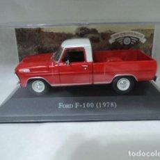 Coches a escala: FORD F100 1978 1/43. Lote 95734911