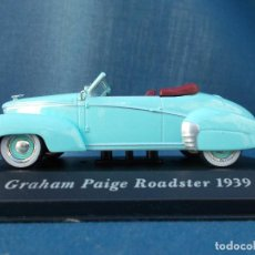 Coches a escala: GRAHAM PAIGE ROADSTER (1939). Lote 95837411