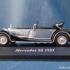 Coches a escala: MERCEDES SS (1933). Lote 95837827
