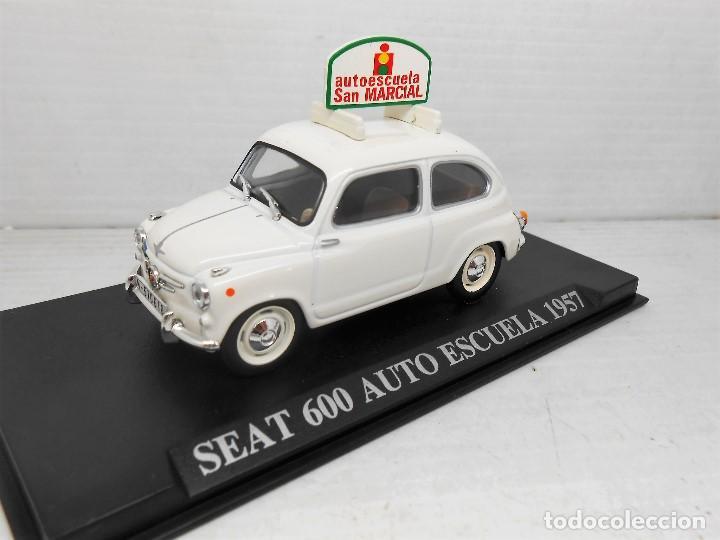 RBA === modello di auto 1:43 === FIAT 600-1957 auto//CAR