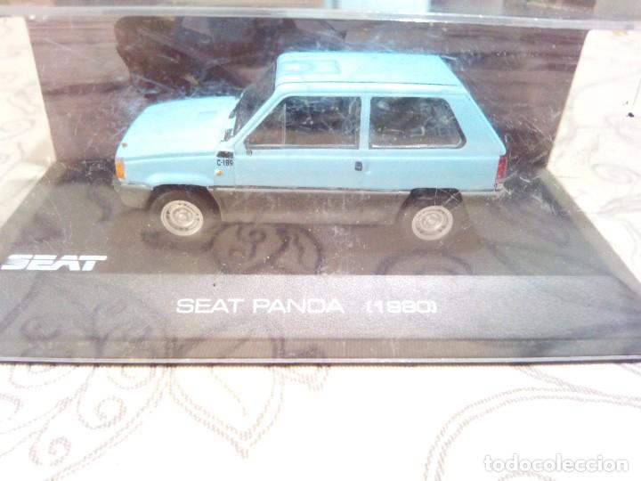 SEAT PANDA 1980 ALTAYA (Juguetes - Coches a Escala 1:43 Otras Marcas)