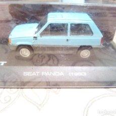 Coches a escala: SEAT PANDA 1980 ALTAYA. Lote 96902031