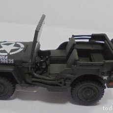 Coches a escala: COCHE MINIATURA. MARCA SUN STAR. JEEP WILLY'S 1945. ESCALA 1/43. VER FOTOS. Lote 97016055