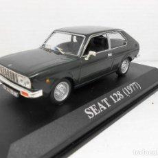 Coches a escala: 1/43 COCHE SEAT 128 1977 CAR ALTAYA IXO 1:43 MINIATURA 1/43 AUTO MINIATURE. Lote 152344822