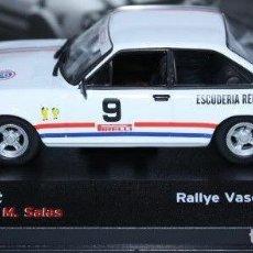 Coches a escala: COCHE SEAT 124 SPORT RALLY DE NAVARRA 1971. Lote 289908783