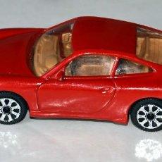 Coches a escala: COCHE METÁLICO DURAGO. PORCHE 911 CARRERA. MADE IN ITALY. Lote 97634763