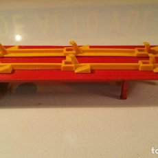 Coches a escala: MATCHBOX K-20 KING SIZE TRACTOR TRANSPORTER. Lote 98158099