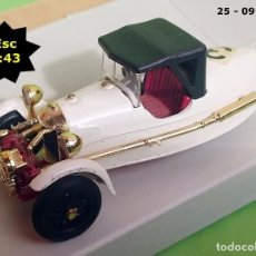 Coches a escala: BRUMM SERIE REVIVAL CICLECAR R2 MORGAN 1923. Lote 98769455