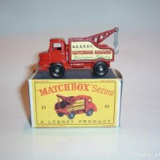 Coches a escala: MATCHBOX, THAMES TRADER WRECK TRUCK, REF. 13C. Lote 99810739