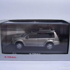 Coches a escala: NISSAN X-TRAIL J-COLLECTION 1/43. Lote 100126491