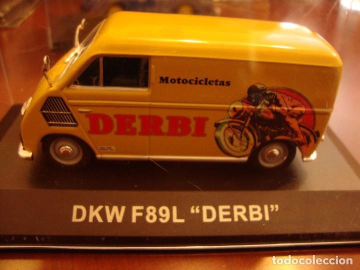ALTAYA DKW F89L DERBI 1//43