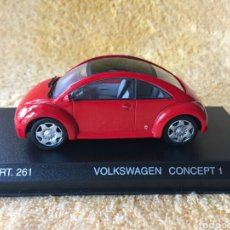 Coches a escala: DETAILCARS VOLKSWAGEN CONCEP 1 (1994) 1:43. Lote 101639023
