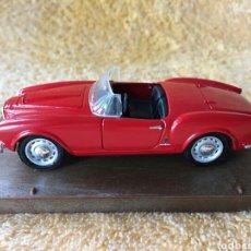 Coches a escala: BRUMM LANCIA B24 SPIDER HP115 (1955) R131. Lote 101652702