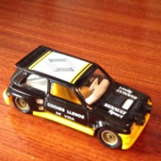 Coches a escala: 1/43, RENAULT MAXI 5 TURBO, RENAULT 5 MAXI TURBO, RENAULT SPORT, COCHES LLENOS DE VIDA, SOLIDO 1353. Lote 102946463