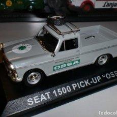 Coches a escala: SEAT 1500 PICK-UP OSSA - 1;43 - COLECCIÓN ALTAYA - CAJA ORIGINAL. Lote 104286863