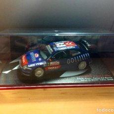 Coches a escala: CITROEN XSARA WRC - RALLYE DE MONTECARLO 2006 - PONS - ALTAYA-IXO 1:43. Lote 104292371