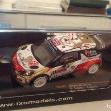 Coches a escala: CITROEN DS3 WRC RALLY MONTE CARLO. Lote 104446703