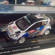 Coches a escala: FORD FIESTA WRC RALLY MONTE CARLO. Lote 148246921